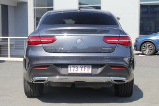 2015 Mercedes-Benz GLE350 C292 d Coupe 9G-Tronic 4MATIC Grey 9 Speed Sports Automatic Wagon