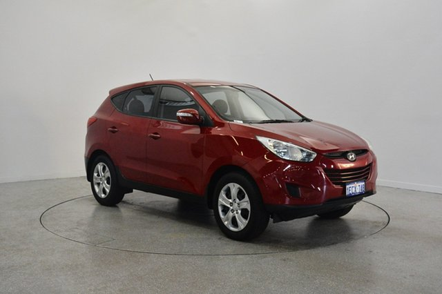 Used Hyundai ix35 LM2 Active, 2013 Hyundai ix35 LM2 Active Remington Red 6 Speed Sports Automatic Wagon