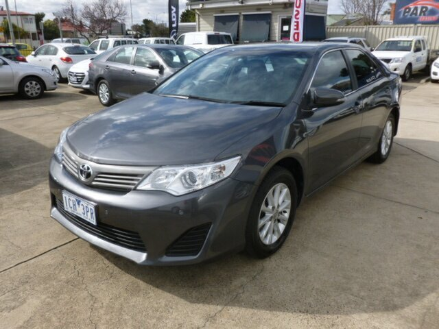 Used Toyota Camry ASV50R Altise, 2014 Toyota Camry ASV50R Altise Grey 6 Speed Automatic Sedan