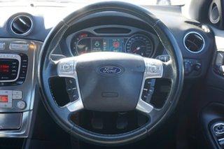 2009 Ford Mondeo MA XR5 Turbo Black 6 Speed Manual Hatchback