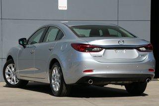 2018 Mazda 6 GL1031 Touring SKYACTIV-Drive Sonic Silver 6 Speed Sports Automatic Sedan.