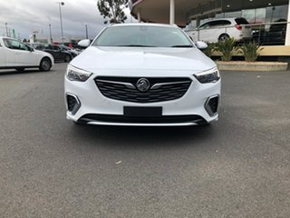 2018 Holden Commodore ZB MY18 RS-V Sportwagon AWD Summit White 9 Speed Sports Automatic Wagon.