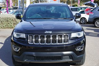 2015 Jeep Grand Cherokee WK MY15 Laredo 4x2 Black 8 Speed Sports Automatic Wagon.