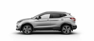 2017 Nissan Qashqai J11 Series 2 ST-L X-tronic Platinum 1 Speed Constant Variable Wagon