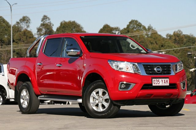 New Nissan Navara D23 S3 ST, 2018 Nissan Navara D23 S3 ST Barcelona Red 7 Speed Sports Automatic Utility