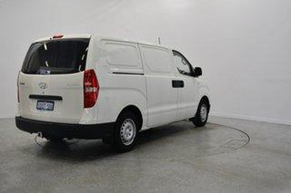 2011 Hyundai iLOAD TQ-V MY11 Ceramic White 5 Speed Manual Van.