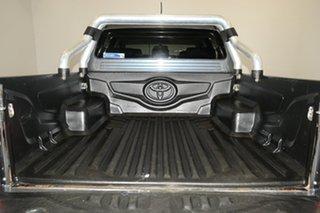 2014 Toyota Hilux KUN26R MY14 SR5 Double Cab Grey 5 Speed Automatic Utility