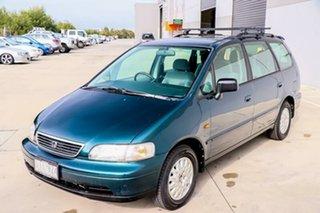 1997 Honda Odyssey 1st Gen Green 4 Speed Automatic Wagon