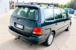 1997 Honda Odyssey 1st Gen Green 4 Speed Automatic Wagon.