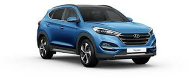 Demo Hyundai Tucson TLe MY17 Highlander AWD, 2017 Hyundai Tucson TLe MY17 Highlander AWD Ara Blue 6 Speed Sports Automatic Wagon