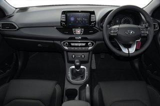 2019 Hyundai i30 PD MY19 Go Typhoon Silver 6 Speed Manual Hatchback