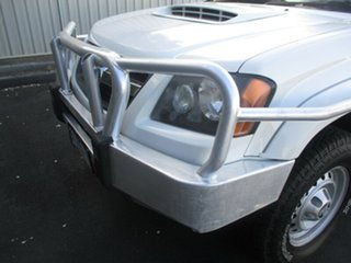 2008 Holden Colorado RC LX White 5 Speed Manual Cab Chassis