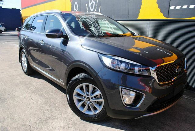 Used Kia Sorento UM MY15 Si AWD, 2015 Kia Sorento UM MY15 Si AWD Platinum Graphite 6 Speed Sports Automatic Wagon