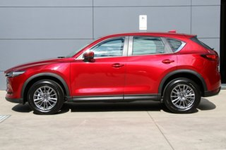 2017 Mazda CX-5 KF4W2A GT SKYACTIV-Drive i-ACTIV AWD Soul Red 6 Speed Sports Automatic Wagon