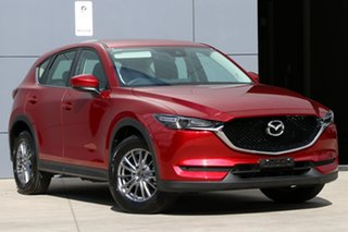 2017 Mazda CX-5 KF4W2A GT SKYACTIV-Drive i-ACTIV AWD Soul Red 6 Speed Sports Automatic Wagon.