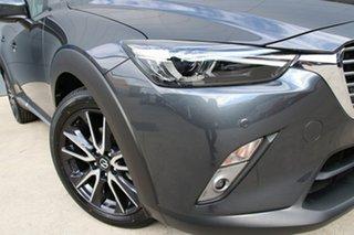 2018 Mazda CX-3 DK4W7A Akari SKYACTIV-Drive i-ACTIV AWD Meteor Grey 6 Speed Sports Automatic Wagon.