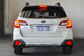 2015 Subaru Outback B6A MY15 2.5i CVT AWD White 6 Speed Constant Variable Wagon