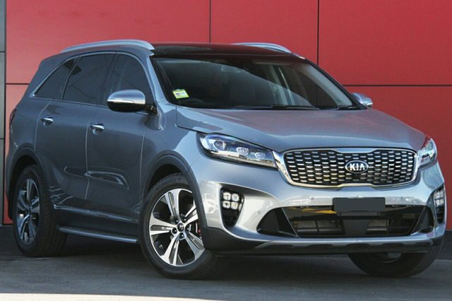 New Kia Sorento UM MY19 GT-Line, 2018 Kia Sorento UM MY19 GT-Line Platinum Graphite 8 Speed Sports Automatic Wagon