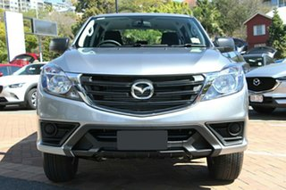 2020 Mazda BT-50 UR0YG1 XT Ingot Silver 6 Speed Sports Automatic Utility