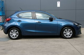 2018 Mazda 2 DJ2HAA Neo SKYACTIV-Drive Eternal Blue 6 Speed Sports Automatic Hatchback