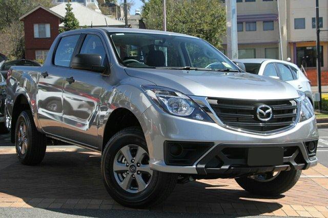 New Mazda BT-50 UR0YG1 XT Gladstone, 2020 Mazda BT-50 UR0YG1 XT Ingot Silver 6 Speed Sports Automatic Utility