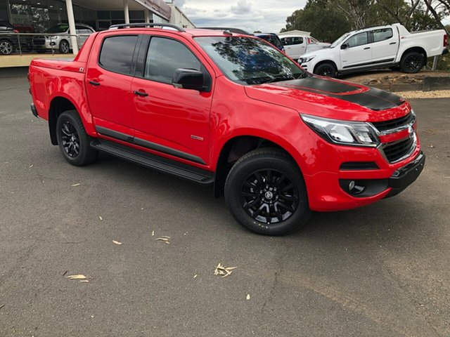 New Holden Colorado RG MY19 Z71 Pickup Crew Cab, 2018 Holden Colorado RG MY19 Z71 Pickup Crew Cab Absolute Red 6 Speed Sports Automatic Utility