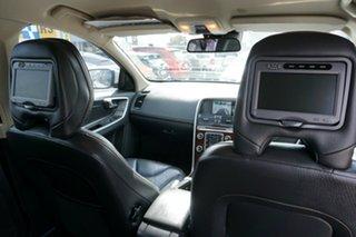 2012 Volvo XC60 DZ MY12 T5 PwrShift White 6 Speed Sports Automatic Dual Clutch Wagon