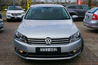 2013 Volkswagen Passat Type 3C MY14 130TDI DSG Highline Silver 6 Speed Sports Automatic Dual Clutch.
