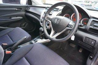 2010 Honda City GM MY10 VTi Grey 5 Speed Automatic Sedan