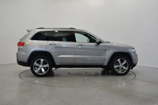 2013 Jeep Grand Cherokee WK MY2014 Limited Billet 8 Speed Sports Automatic Wagon.