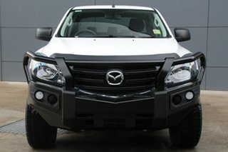 2018 Mazda BT-50 UR0YG1 XT Cool White 6 Speed Sports Automatic Utility