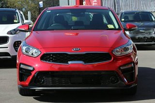 2020 Kia Cerato BD MY21 Sport+ Runway Red 6 Speed Sports Automatic Sedan