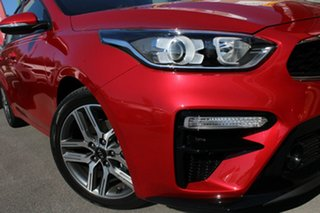 2020 Kia Cerato BD MY21 Sport+ Runway Red 6 Speed Sports Automatic Sedan.