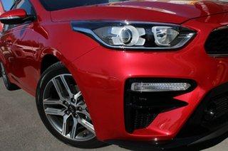2019 Kia Cerato BD MY19 Sport+ Runway Red 6 Speed Sports Automatic Sedan.