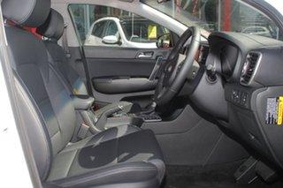 2018 Kia Sportage QL MY18 SLi 2WD Clear White 6 Speed Sports Automatic Wagon