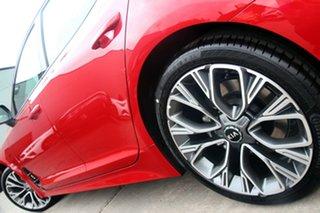 2021 Kia Stinger CK MY21 GT-Line Fastback Hichroma Red 8 Speed Sports Automatic Sedan