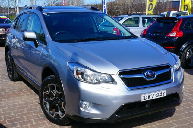 Used Subaru XV G4X MY14 2.0i-S Lineartronic AWD, 2013 Subaru XV G4X MY14 2.0i-S Lineartronic AWD Silver 6 Speed Constant Variable Wagon