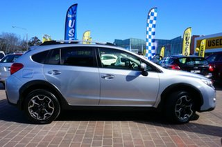 2013 Subaru XV G4X MY14 2.0i-S Lineartronic AWD Silver 6 Speed Constant Variable Wagon