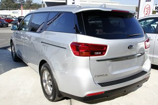 2020 Kia Carnival YP MY20 SI Silky Silver 8 Speed Sports Automatic Wagon.