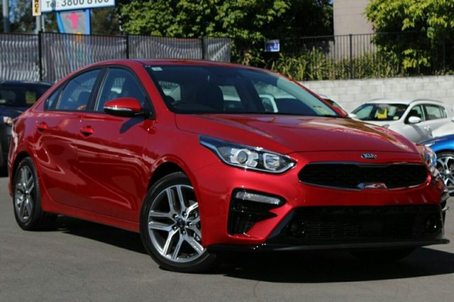New Kia Cerato BD MY20 Sport+, 2019 Kia Cerato BD MY20 Sport+ Runway Red 6 Speed Sports Automatic Sedan
