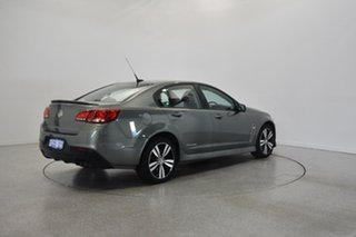2015 Holden Commodore VF MY15 SS Storm Green 6 Speed Sports Automatic Sedan.