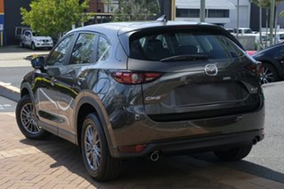 2020 Mazda CX-5 KF2W7A Maxx SKYACTIV-Drive FWD Sport Titanium Flash 6 Speed Sports Automatic Wagon.