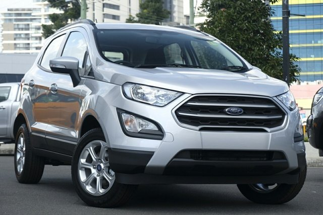 New Ford Ecosport BL Trend, 2018 Ford Ecosport BL Trend Moondust Silver 6 Speed Automatic Wagon