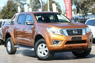 2018 Nissan Navara D23 S3 ST Hornet Gold 7 Speed Sports Automatic Utility.