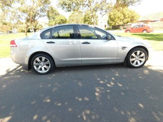 2006 Holden Commodore VE Omega Silver 4 Speed Automatic Sedan.