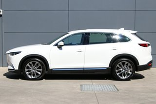 2018 Mazda CX-9 TC Azami SKYACTIV-Drive Snowflake White 6 Speed Sports Automatic Wagon