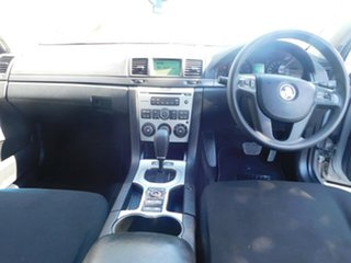 2006 Holden Commodore VE Omega Silver 4 Speed Automatic Sedan