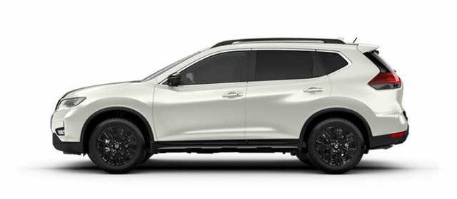 New Nissan X-Trail T32 Series II ST-L X-tronic 4WD N-SPORT, 2018 Nissan X-Trail T32 Series II ST-L X-tronic 4WD N-SPORT Ivory Pearl 7 Speed Constant Variable