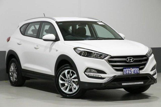Used Hyundai Tucson TL Upgrade Active (FWD), 2016 Hyundai Tucson TL Upgrade Active (FWD) White 6 Speed Automatic Wagon