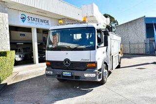 2004 Mercedes-Benz Atego 1628 White Truck
